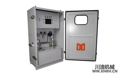 DYRB-II型智能油气喷射润滑系统