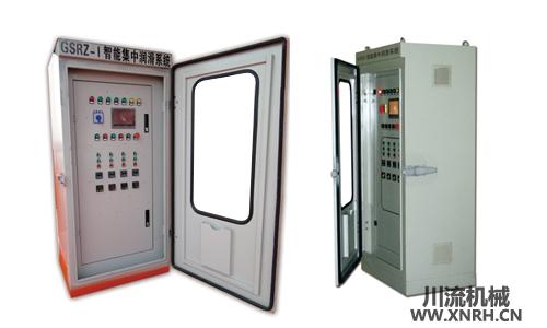 YFZG-I智能集中润滑控制柜