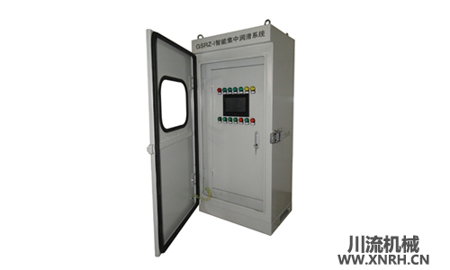 YFZG-I/S 智能集中润滑控制柜